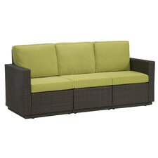 Riviera Sofa with Cushions