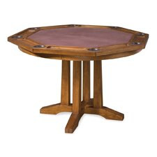 <strong>Home Styles</strong> Arts and Crafts 5 Piece Poker Table Set