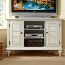 """Bermuda 49.5"""" Corner TV Stand"""