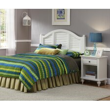<strong>Home Styles</strong> Bermuda Queen Headboard and Nightstand