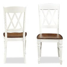 Monarch X-Back Side Chair (Set of 2)
