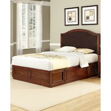 <strong>Home Styles</strong> Duet Queen Platform Bedroom Collection