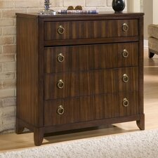 <strong>Home Styles</strong> Paris 4 Drawer Chest