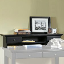 "Bedford 8.75"" H X 41.5"" W Desk Hutch"