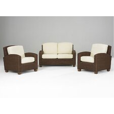 Cabana Banana 2 Chairs and Loveseat