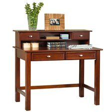 Hanover Student Writing Desk & Hutch Set