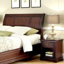 Lafayette 2 Piece Sleigh Headboard Bedroom Collection