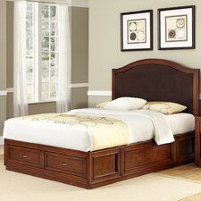 <strong>Home Styles</strong> Duet King Camelback Platform Bed