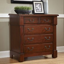 <strong>Home Styles</strong> Aspen 4 Drawer Chest
