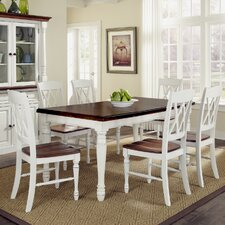 <strong>Home Styles</strong> Monarch 7 Piece Dining Set