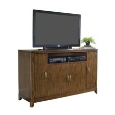 "Paris 52"" TV Stand in Mahogany"