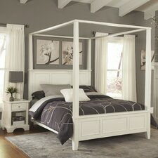Naples Canopy 2 Piece Bedroom Collection