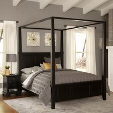 <strong>Home Styles</strong> Bedford Canopy 2 Piece Bedroom Collection