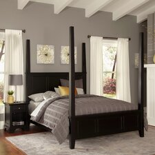 Bedford Four Poster 2 Piece Bedroom Collection