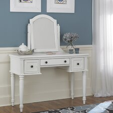 Bermuda 2 Piece Vanity Set