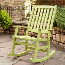 Bali Hai Rocking Chair