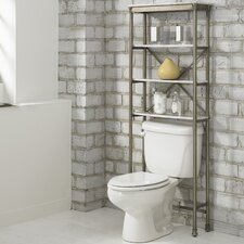 "<strong>Home Styles</strong> Orleans 25"" x 64"" Over the Commode Stand"