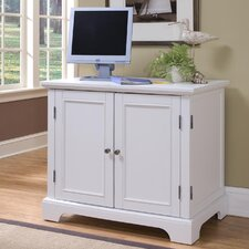 <strong>Home Styles</strong> Bedford Compact Office Cabinet