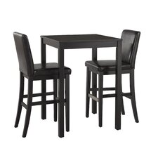 <strong>Home Styles</strong> Nantucket 3 Piece Pub Table Set
