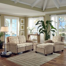<strong>Home Styles</strong> Cabana Banana II 3 Piece Living Room Set