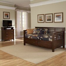 <strong>Home Styles</strong> Cabin Creek Daybed 2 Piece Bedroom Collection