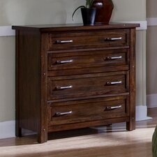 Cabin Creek 4 Drawer Chest