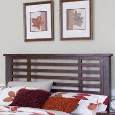 Cabin Creek Slat Headboard II