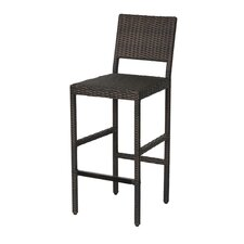 Riviera Outdoor Woven Bar Stool