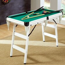 The Junior Pro 4' Pool Table