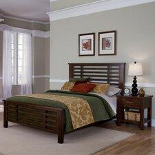 Cabin Creek Slat 2 Piece Bedroom Collection I