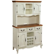 French Countryside Buffet and Hutch