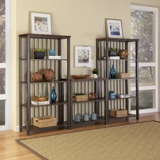 Cabin Creek 3 Piece Multi-Function Shelf Unit Set