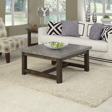 Concrete Chic Coffee Table Set