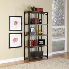 Modern Craftsman 5 Tier Multi-Function Shelves