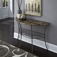 <strong>Home Styles</strong> Turn to Stone Console Table