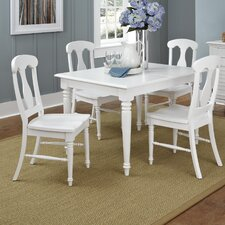 <strong>Home Styles</strong> Bermuda 5 Piece Dining Set