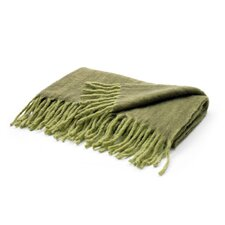 Hunter Wool Throw Blanket