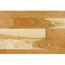 "2-1/4"" Solid Cherry Parquet Flooring in Natural"