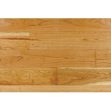 "2-1/4"" Solid Cherry Parquet Flooring in Pacific"