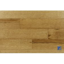 "Vannes 2-1/4"" Solid Birch Parquet Flooring in Pacific"