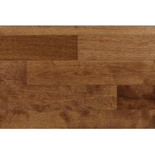 "Calais 3-1/4"" Solid Birch Parquet Flooring in Pacific"