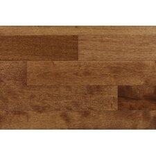 """Calvi 4-1/4"""" Solid Birch Parquet Flooring in Pacific"""