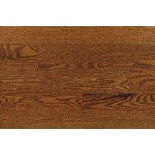 """Ajaccia 2-1/4"""" Solid Red Oak Parquet Flooring in Pacific"""