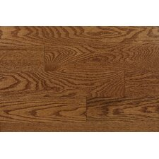 "Calais 2-1/4"" Solid Red Oak Parquet Flooring in Pacific"