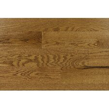 "Vannes 2-1/4"" Solid Red Oak Parquet Flooring in Pacific"