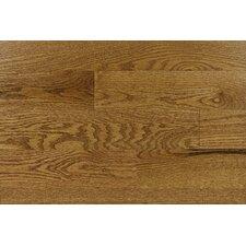 "Vannes 3-1/4"" Solid Red Oak Parquet Flooring in Pacific"