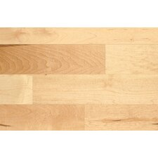 "2-1/4"" Solid Maple Parquet Flooring in Pacific"