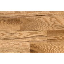"2-1/4"" Solid Red Oak Parquet Flooring in Natural"