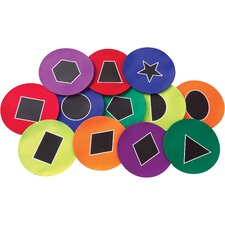 Geometric Shapes Markers