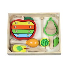 Fruit Music Wooden  Percussion Set